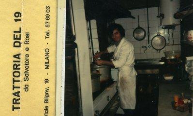 Pompei ( Napoli ) _New year's Rice Cake +Sreak au poivre _ Salmon Ceviche +  Baccal� mantecato + Zuccotto 'Cupcakes  +At�n a la plancha +Bacalao con tomate +Pollo con salsa alla vaniglia +Coq Au Vin +Aragosta in Tortino con asparagi + Sopa de cebolla + Bouillabaisse + German  zwiebelkuchen [ onion Pie ] +  Profiteroles + Midye Tava +Panettone  Loaves  + CheeseCake ( inglese )+ Soupe  de  chocolat  + Oyesters  Rockfeller +  the Mustazzoli + Paella  Valenciana ( in Spagnolo )+ Squid ink pappardelle with wild boar sauce + Macarr�o  Catania + Cannoli alla Siciliana + Tajine fassie + Liquore di cioccolato +  Ippoglosso in salsa al limone  + Focaccia all'uva e pinoli  + Savoiardi  +  Fish  to  diavola + Crema pasticcera + Braciole di vitello Duc de Chartres + Lasagne  alla  Bolognese  +Crema di zucca all'arancia + cocktail  Summertime +  Plum-cake