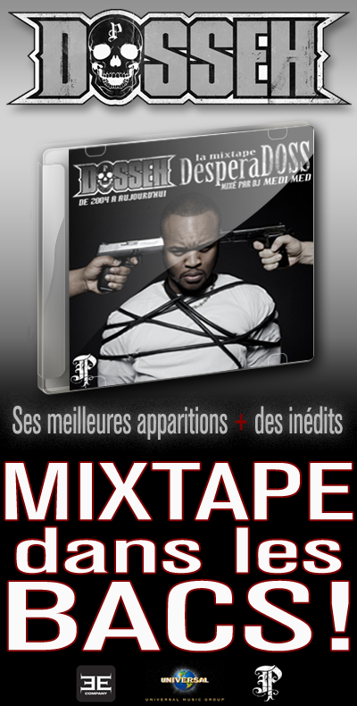 DESPERADOSS Mixtape (mix�e par DJ Medi Med) dans les bacs!!!!!
