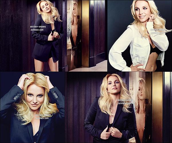 D�couvrez un shooting de notre Britney, pour le Billboard en 2015. La belle aurait pris un petit coup de vieillesse...