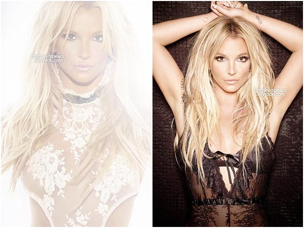 """le neuvi�me album de Britney Spears """"Glory"""" est dans les bacs depuis le 26 ao�t 2016; voici les photos promotionnelles ainsi que quelques informations sur ce nouvel opus."""