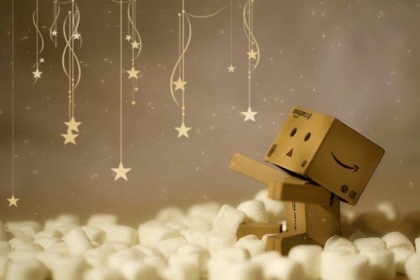 Solitude and box man par