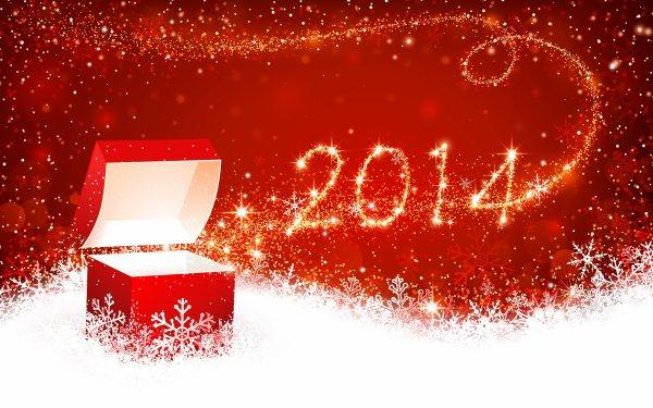 Bonne Ann�e 2014 � tous !