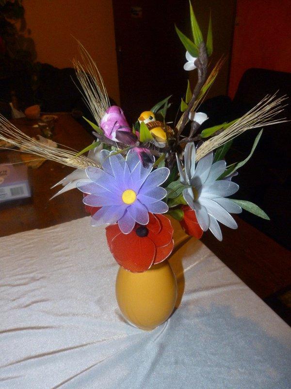 bouquet fleurs des champs toutes d coration fleurs pour mariages. Black Bedroom Furniture Sets. Home Design Ideas