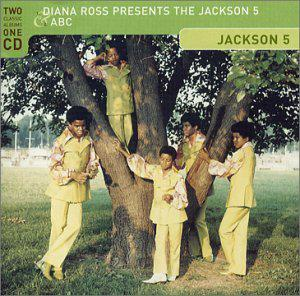 THE JACKSON 5 - DIANA ROSS PRESENTS THE J5  (1969)  +  ABC  (1970)  (Rééd. 2001)