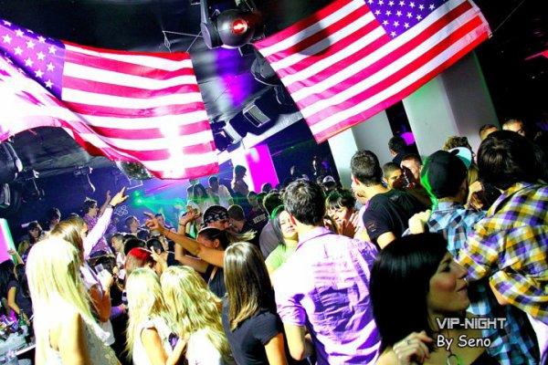 Soir�e American Party @Season  8-p
