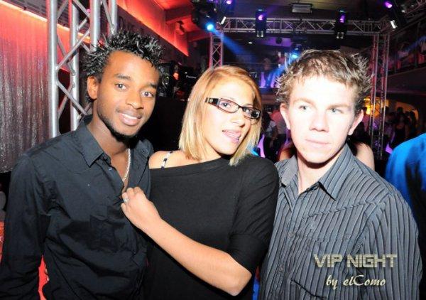 Soir�e Crazy Vodka@Pure Club  8-p