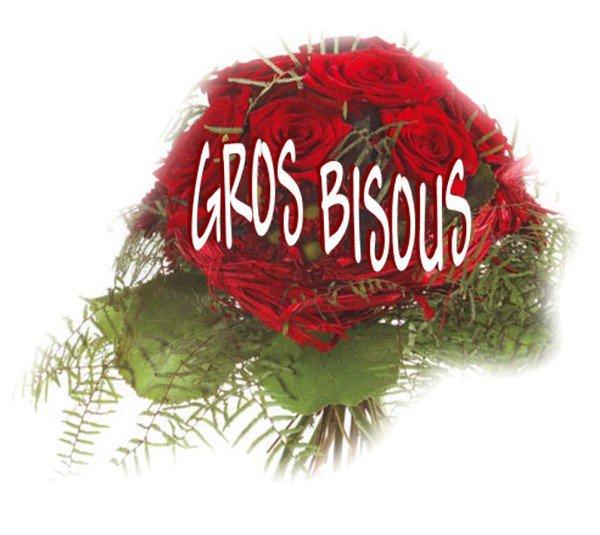 Un joli bouquet de fleurs pour vous mes amis es gros - Joli bouquet de fleurs ...
