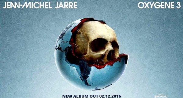 Jean-Michel Jarre / Nouvel album Oxygene 3