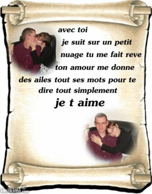poeme quand je t'es rencontrer Tourcoing