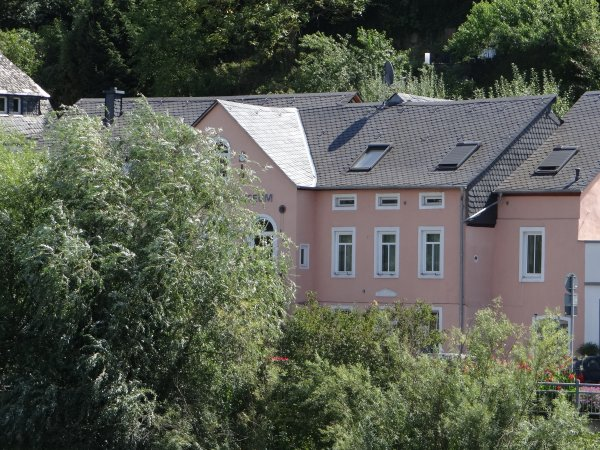 Bernkastel Kues, moselle cote allemand