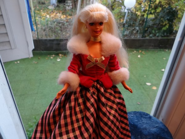 Barbie collectible