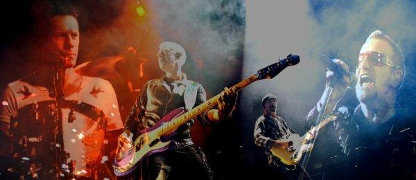 U2//TOUR//2014 - 2015