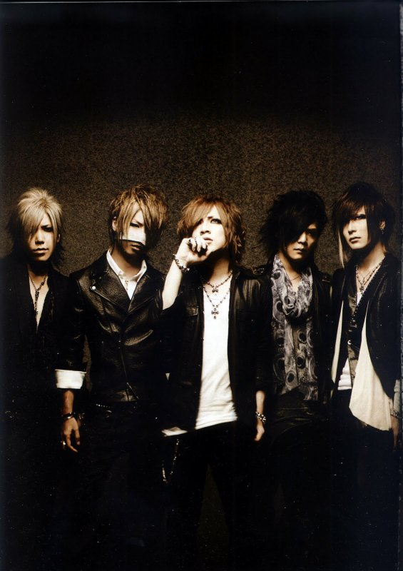 ♪♫ the GazettE ♫ ♪