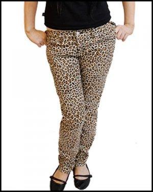 Slim DARKSIDE couleur léopard naturel.
