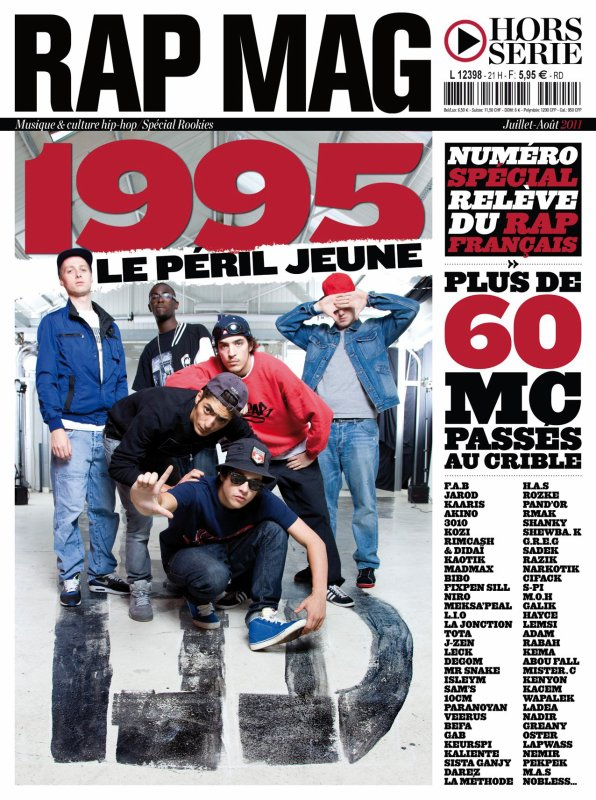 RAP MAG (Spécial Relève du rap fr