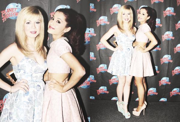 Découvrez des photos de Ariana lors du Wango Tango le 11 Mai 2013, ainsi que les vidéos de ses performances. Elle a chanté The Way et I Believe In You And Me (reprise).