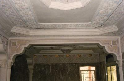 plâtre décor maroc