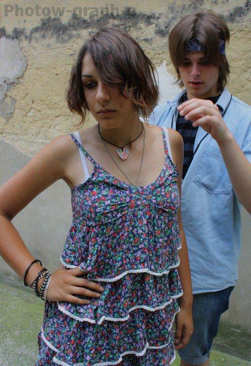 Romain et Mélina