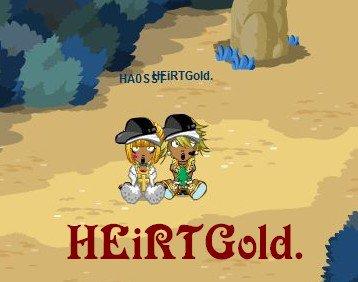 HeirtGold. <3