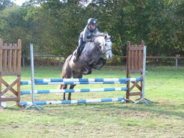 Monter à cheval vous donne comme une sensation de liberté ...