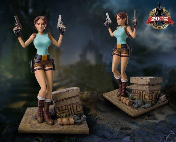 Lara Croft : Figurine pour l'automne 2019