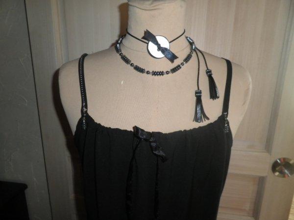 personnalisation pour robe de soirée