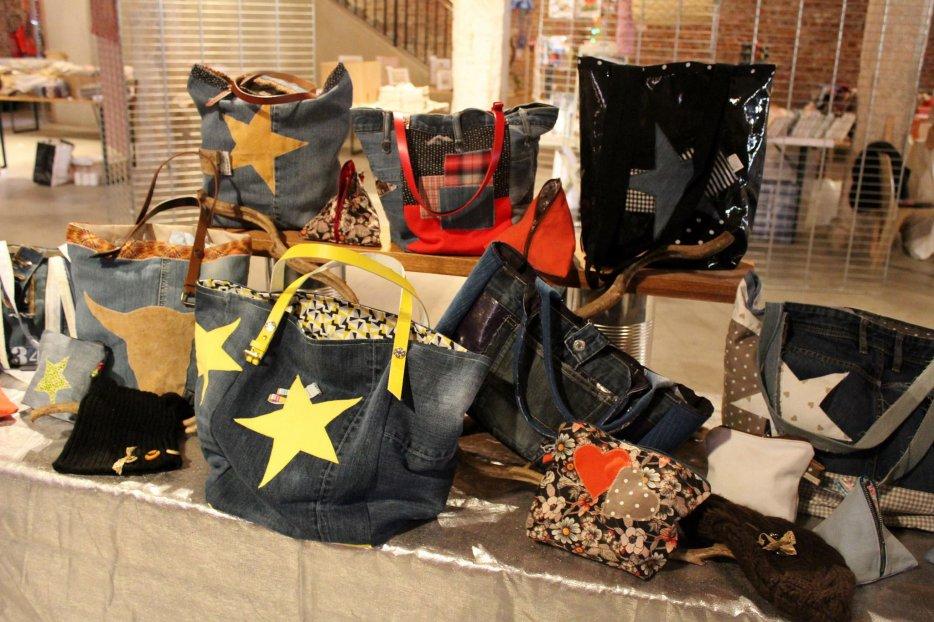 """Blog de mimi-patchouli """"upcycling"""" ou l'art de donner une seconde vie à de vieux jeans"""