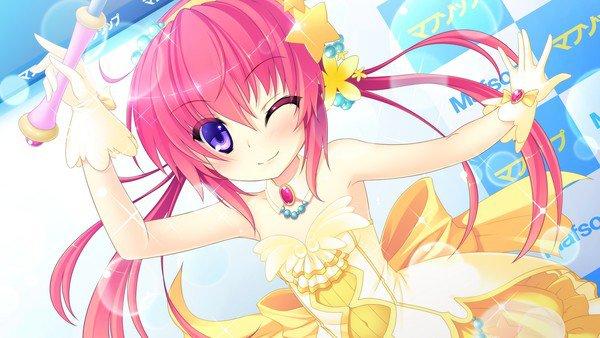 Kawai magical girl !