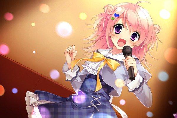 Chanteuse de karaoké !♥