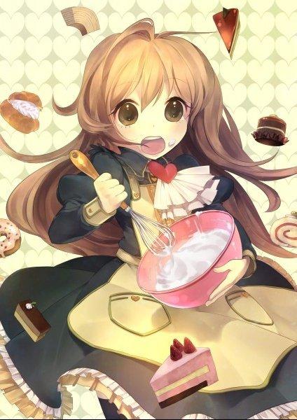 Apprentie pâtissière !♥