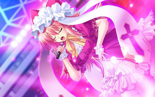 S½ur chanteuse !^^♥