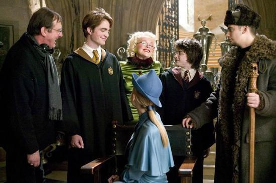 Robert Pattinson parle d'Harry Potter