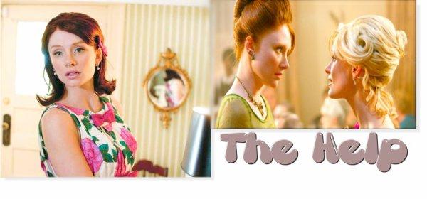"Nouvelles photos de '"" The Help '"" Avec Bryce Dallas Howard"