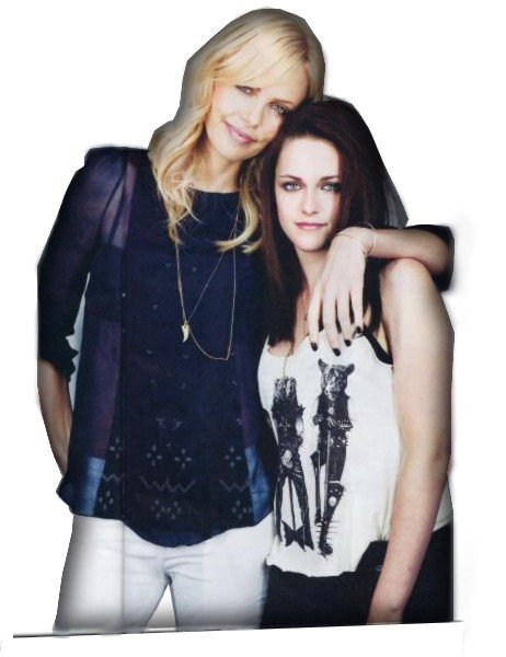 Photo Entertainement Weekly Avec Kristen Stewart & Charlize Theron