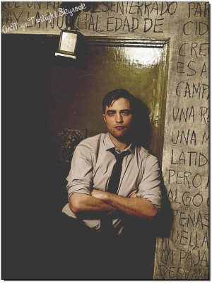 Nouvelles photos de Robert Pattinson pour TVWeek