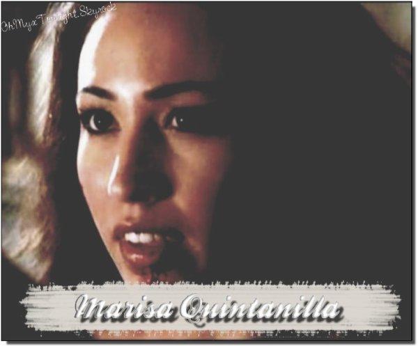 Marisa Quintanilla ferait partie du Cast de Breaking Dawn