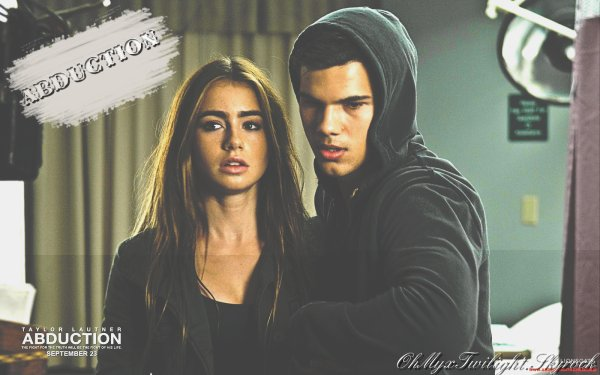 Taylor Lautner a l'avant premiere dAbduction+ Nouveau Still d'Abduction