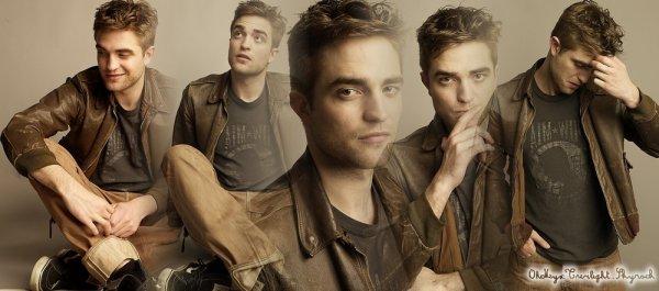 Encore des nouvelles photos de Rob pour TV Week