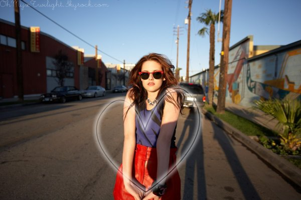 Nouvelle images de Kristen pour le photoshoot de Nylon