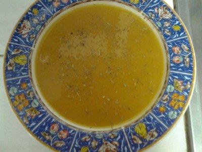 Soupe au Potiron !