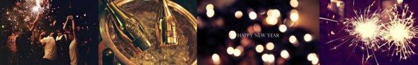 Entertainment -fiction vous souhaite une Bonne Année 2016