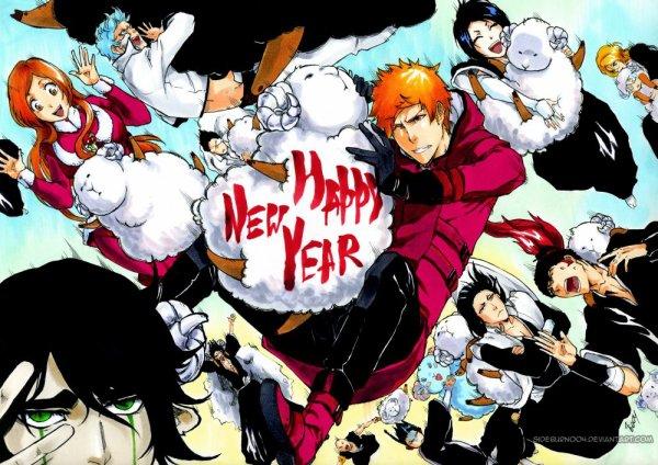 Bonne Année ! 🎆🎊🎉