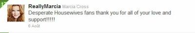 Marcia Cross et Vanessa Williams réagissent à la fin de la série