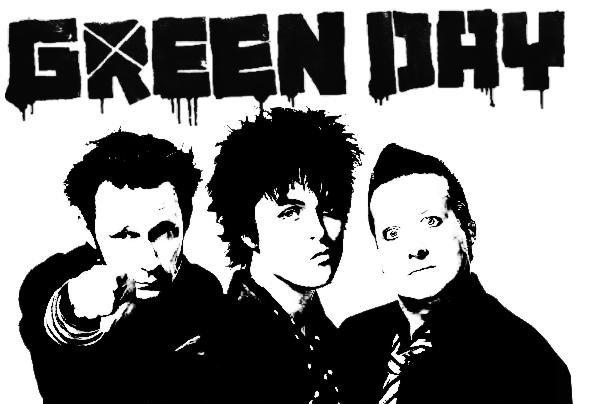 --> Billie JOe, Mike and Tré <--