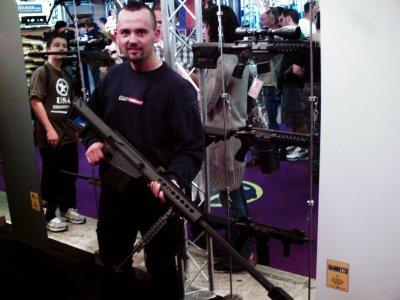 SALON SHOOTING GUN PARIS