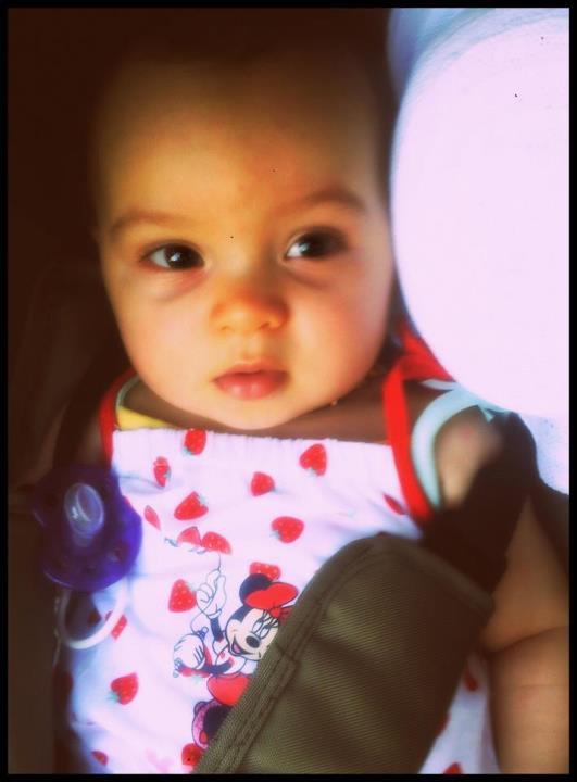 Ma niece ♥