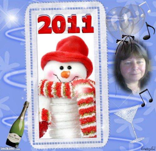 bonne année 2011 a ttes et ts ;-)