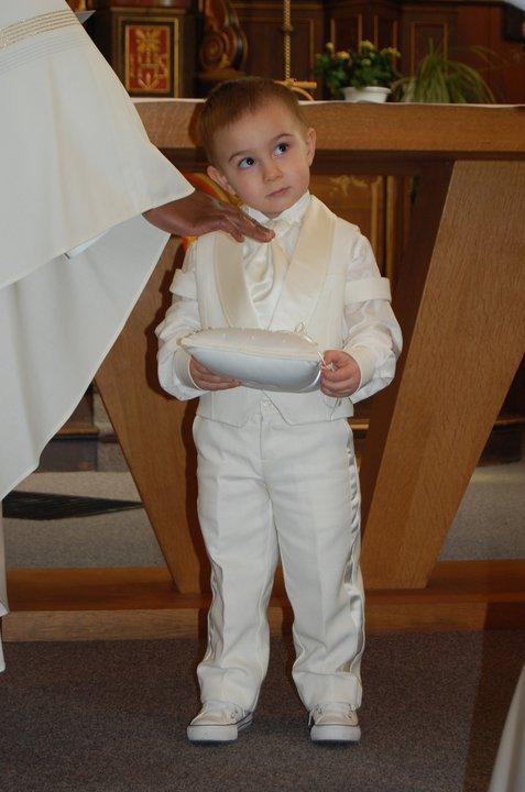 mariage de ma fille alexia  le 26 mars 2011
