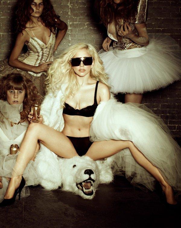 Lady GaGa, de son vrai nom Stefani Joanne Germanotta, est née le 20 mars 1986. Elle grandit à New York et a des origines italiennes.Sa carrière de chanteuse démarre en 2008. Pour promouvoir le titre Just Dance, Lady Gaga se produira pour la première fois à la télévision sur le plateau de Miss Univers. Un véritable buzz a lieu autour de la chanteuse. La communauté gay est totalement fan de l'artiste déjantée, la presse quant à elle s'émerveille devant un tel talent.