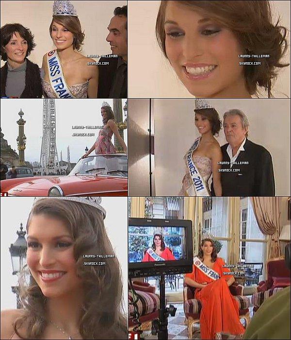 . 04/12 Découvrez la première journée de la nouvelle Miss France 2011, elle retrouve sa famille, commence les premiers shooting photo ....